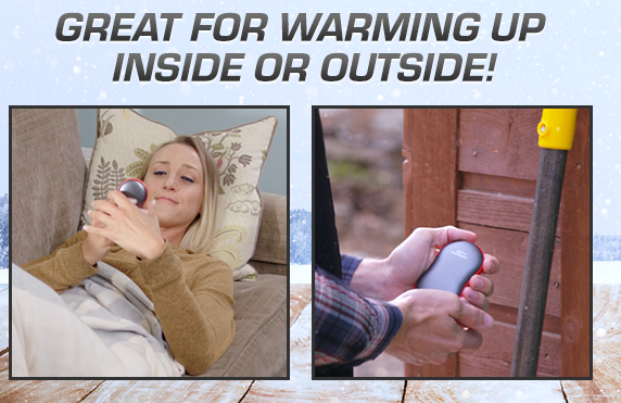 Order Go Warmer™ Today!